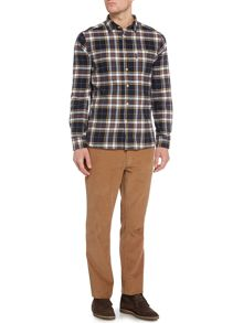 Howick Woodbridge Checked Long Sleeve Shirt