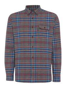 Litchfield Classic Checked Long Sleeve Shirt