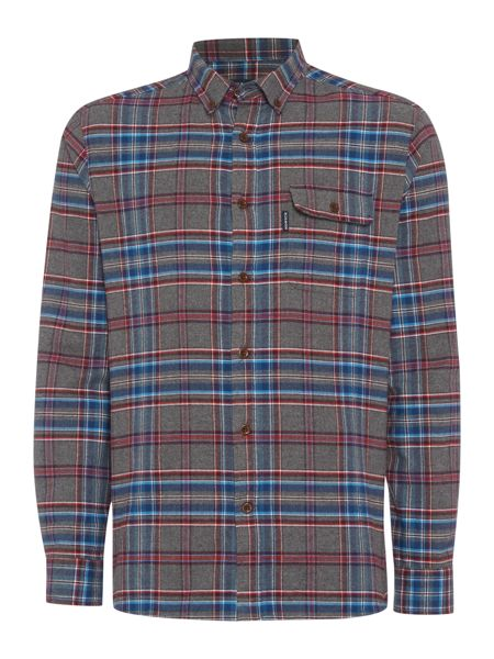 Howick Litchfield Classic Checked Long Sleeve Shirt