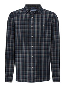 Douglas Checked Long Sleeve Shirt