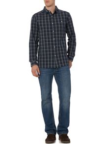 Howick Douglas Checked Long Sleeve Shirt
