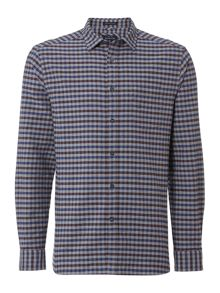 Hadley Checked Long Sleeve Shirt