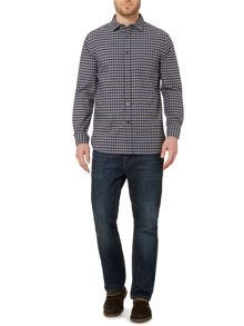 Howick Hadley Checked Long Sleeve Shirt