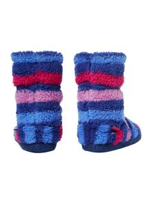 Girls Supersoft Fluffy Slippersock