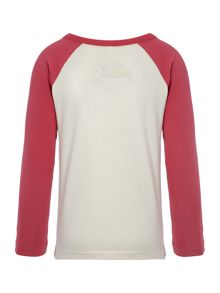 Girls Farms For City Children Long Sleeved Raglan