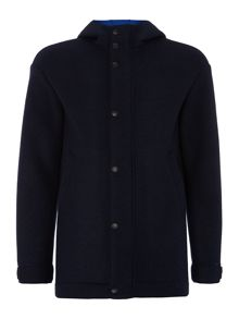 Sisley Men Casual Shaped Coat