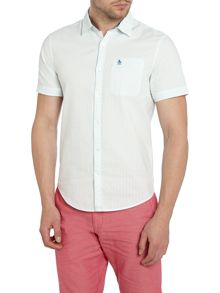 Original Penguin Seersucker Sport Shirt