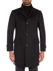 Hugo Boss Sintrax Cashmere Blend Overcoat