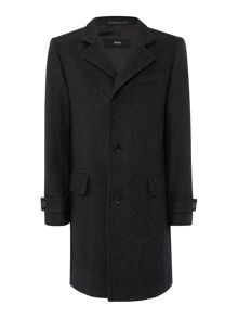 Sintrax Diagonal Twill Overcoat