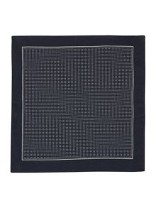 Hugo Boss Check Pocket Square
