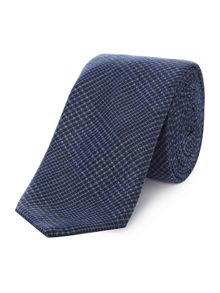 Hugo Boss Check Tie