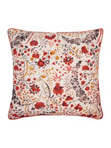 Linea Ditsy paisley cushion