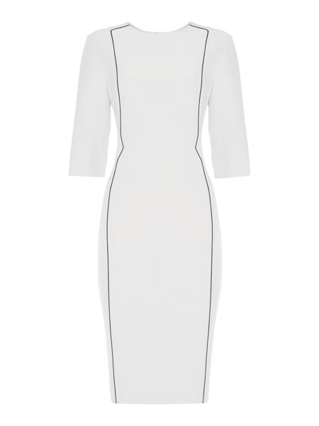 Pied a Terre George panelled dress