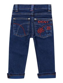DKNY Baby boys denim trousers