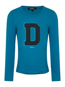 DKNY Girls t-shirt