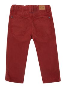 Hugo Boss Baby boys checked trousers
