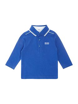 Hugo Boss Baby boys long sleeves polo shirt