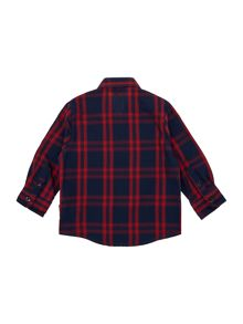 Hugo Boss Baby boys checked shirt