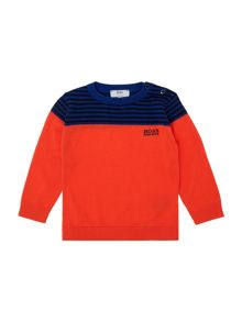 Baby boys long sleeves sweater
