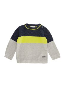 Hugo Boss Baby boys long sleeves jumper