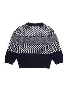 Baby boys long sleeves jumper