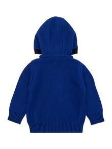 Baby boys fleece cardigan