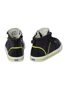 Baby boys high trainers