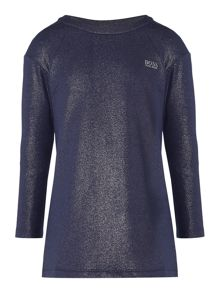 Hugo Boss Girls fleece dress