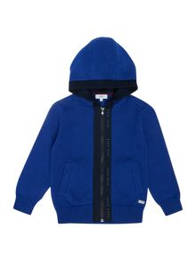 Boys hoody cardigan