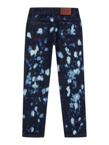 Lee Girls original denim trousers