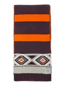 Timberland Baby boys striped scarf
