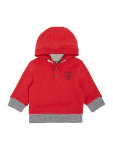 Timberland Baby boys hooded sweater
