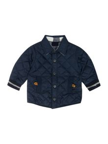 Baby boys reversible over shirt