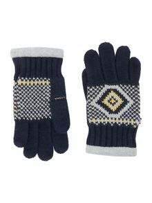 Boys fleece gloves
