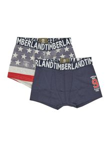 Boys set of two boxer shorts