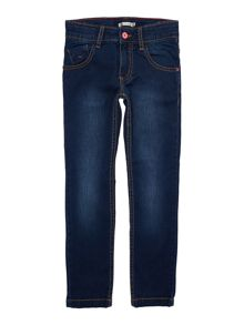 Billieblush Girls denim trousers