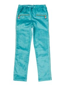 Billieblush Girls colourful trousers