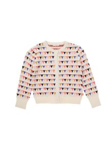 Billieblush Girls knitted cardigan