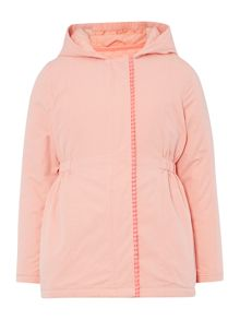 Billieblush Girls hooded jacket