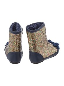 Billieblush Girls zipped glitter boots