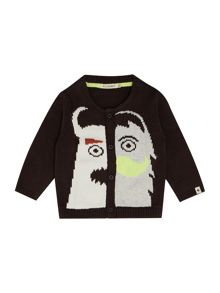 Billybandit Baby boys knitted cardigan