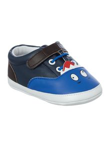 Baby boys pre walker trainers