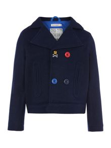 Boys pea coat