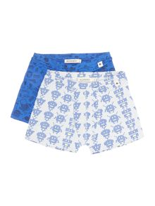 Billybandit Boys set of 2 boxers