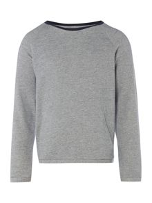 Carrement Beau Boys fleece sweater