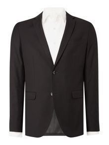 Sisley Men Formal Button Blazer