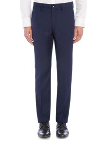 Sisley Men Slim Fit Formal Tailored Trousers
