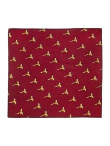 New & Lingwood Rothwell Pocket Square