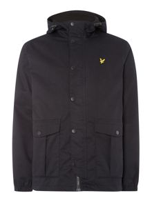 Microfleece Lined Full Zip Jacket