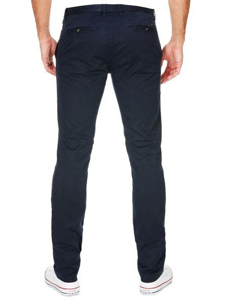 Sisley Men Slim Fit Chino